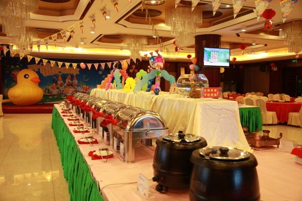"""祁红国际大酒店 推出""""六一儿童节""""主题自助餐活动"""